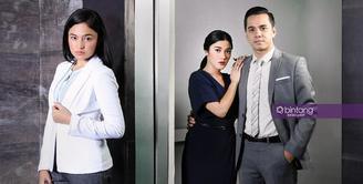 Para bintang sinetron Orang Ketiga: Naysilla Mirdad, Rionaldo Stockhorst dan Marshanda menanggapi fenomena Sinetronnya.