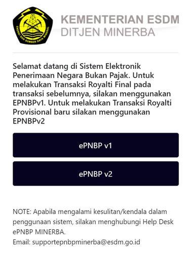 Aplikasi Elektronik e-PNBP Dongkrak Penerimaan Minerba