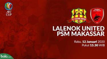 Lalenok United vs PSM Makassar