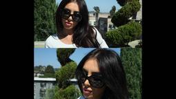 Dalam sebuah wawancara, wanita bernama Milana Shlani itu mengatakan bahwa ia sering ditolak menjadi bintang reality TV dan model karena penampilannya yang mirip dengan Kim Kardashian. (Dailymail)