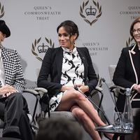 Meghan Markle di acara International Women's Day (Instagram @Kensingtonroyal)