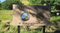 Taman Nasional Komodo di NTT. (dok. Instagram @rhmnrazzh/https://www.instagram.com/p/BrOsQ_HhfBL/Henry