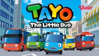 Pesan Moral dalam Kartun Tayo the Little Bus yang Tayang di Vidio