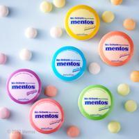 Innisfree melakukan kolaborasi dengan permen Mentos dalam koleksi bedak No-Sebum Mineral Powder (Foto: Innisfree)