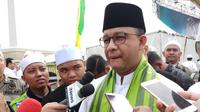 Gubernur DKI Jakarta, Anies Baswedan. (Liputan6.com/Anendya Niervana)