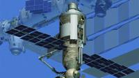 Nauka atau Multipurpose Module Laboratorium (MLM) di International Space Station (Wikipedia CC by NASA)