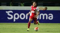 Ferdinand Sinaga, PSM Makassar. (Bola.com/Nicklas Hanoatubun)