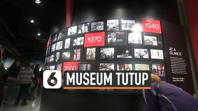 vertical museum tutup