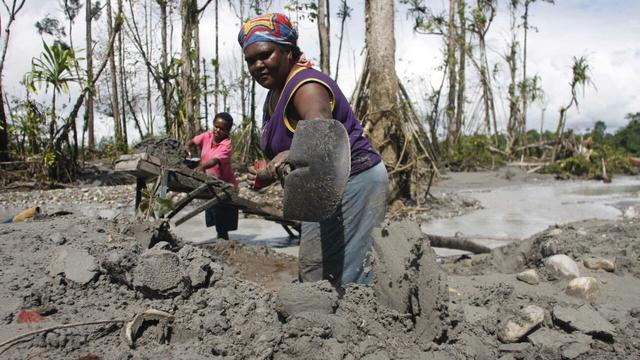 Kisah Penunggu Gaib Tambang Emas Di Papua Regional Liputan6 Com