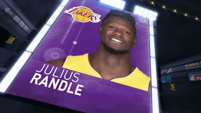 Berita video game recap NBA 2017-2018 antara LA Lakers melawan Cleveland Cavaliers dengan skor 127-113.