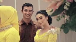 Citra Kirana dan Ali Syakieb