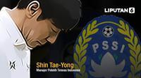 Banner Infografis Kisruh PSSI dan Pelatih Timnas Shin Tae-yong. (Liputan6.com/Abdillah)