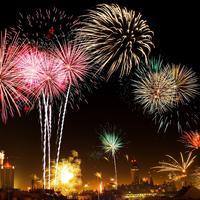Ilustrasi kembang api (dok. Pixabay.com/Putu Elmira)