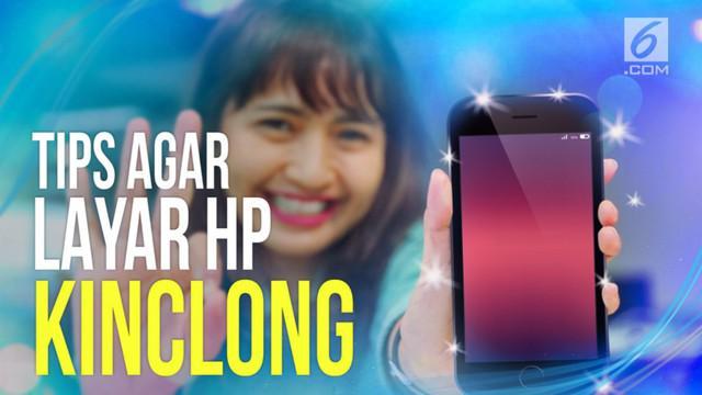 Layar handphone cenderung terlihat kotor setelah dipakai menelfon, ternyata ada beberapa tips mudah agar layar handphone kita tetap tampil kinclong.
