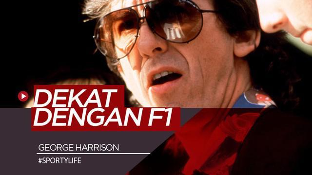 Berita video cerita singkat soal kedekatan gitaris The Beatles, George Harrison, dengan dunia balap Formula 1.