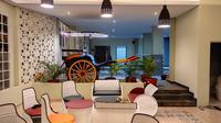 Interior Americano Hotel di Yogyakarta. (dok. pribadi Akbar Kaelola)