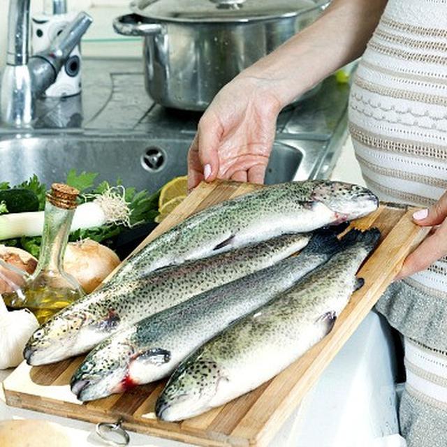 Jenis Ikan Laut Yang Baik Untuk Ibu Hamil