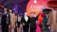 Opening Night Fashion Nation 13th Edition.