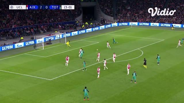 Berita video flashback Liga Champions kali ini melihat kembali pertandingan menegangkan pada semifinal leg II musim 2018-2019 antara Ajax melawan Tottenham Hotspur di Amsterdam.