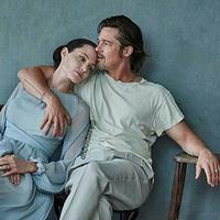 """Kami bertemu untuk saling bekerjasama dan kami melakukannya dengan baik. Aku ingin kami bekerjasama dengan serius, aku rasa ini akan menjadi cara yang baik untuk kami berkomunikasi,"" ujar Jolie. (Instagram)"