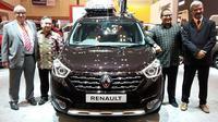 Renault Lodgy resmi diperkenalkan kepada konsumem Tanah Air di gelaran Gaikindo Indonesia Internarional Auto Show.
