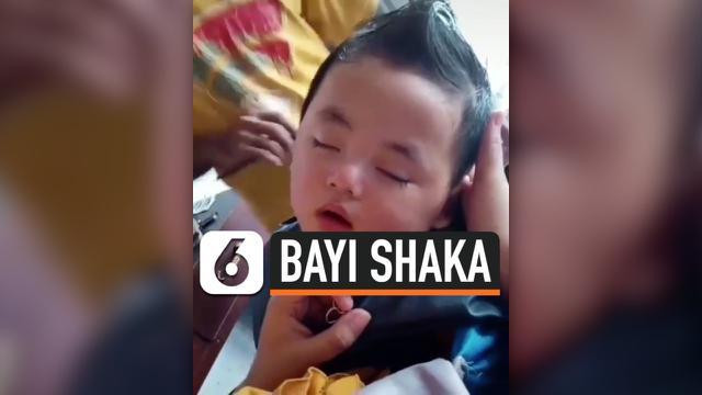KISAH VIRAL BAYI SHAKA, TERTIDUR SELAMA 1 TAHUN