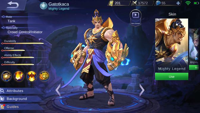 98+ Gambar Hero Mobile Legends Kadita HD