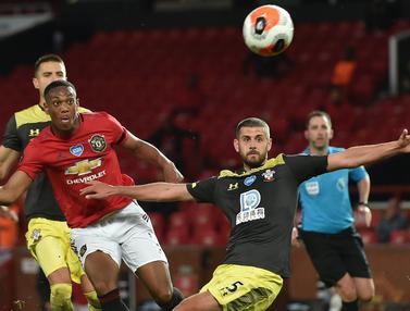 Manchester United Gagal Kalahkan Southampton