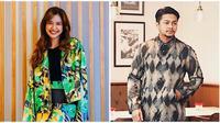 Mikha Tambayong dan Deva Mahenra (Sumber: Instagram/devamahenra/miktambayong)