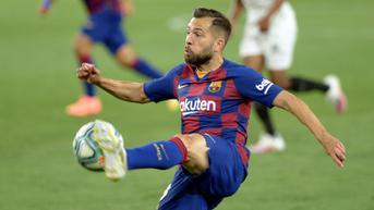 Pedri dan Jordi Alba Terkapar di Liga Champions, Badai Cedera Melanda Barcelona