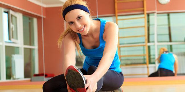 Olahraga juga jadi salah satu cara sehat menggemukkan badan loh./Copyright Shutterstock