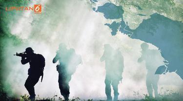 Banner Infografis Pemulihan Keamanan di Papua Pasca-Penembakan Pekerja