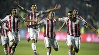 Brasil vs Paraguay (AFP/JUAN MABROMATA)