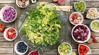 Ilustrasi makanan vegetarian (dok. Pixabay.com/Putu Elmira)
