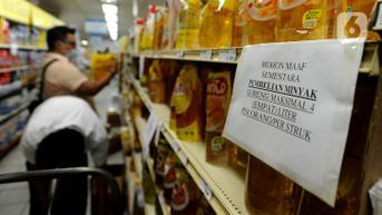 Harga Minyak Goreng Naik Tembus Rp 20 Ribu per Kg, Kemendag Bilang Begini