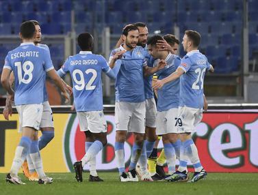 Tekuk Parma, Lazio Lolos ke Perempat Final Coppa Italia
