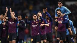 1. Barcelona - USD 959,3 juta. (AFP/Oscar Del Pozo)