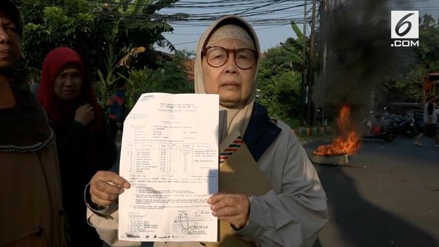 Sejumlah purnawirawan minta keadilan terkait pengosongan rumah dinas yang dilakukan Kodam Jaya.