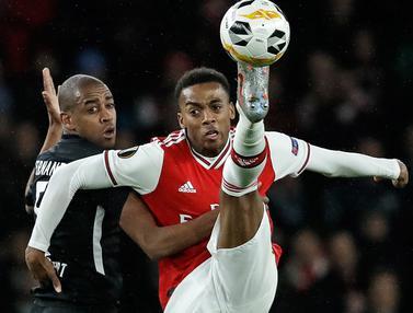Arsenal vs Frankfurt