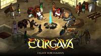 Eurgava: Fight for Haaria, gim yang dikembangkan seorang diri oleh Ibrahim Indra Baskara (sumber: twitter eurgava)