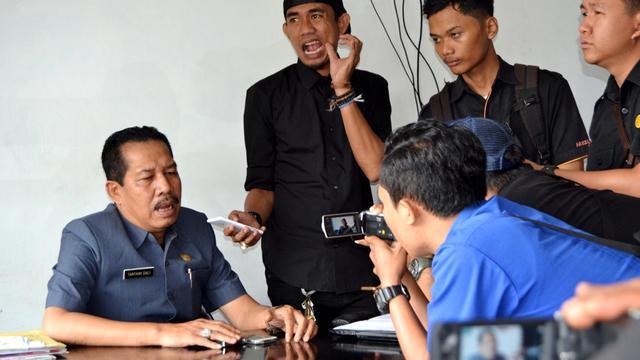 Dprd Bengkulu Setop Tunjangan Legislator Tersangka Penipuan Cpns