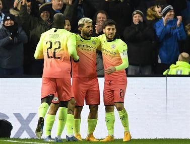 Manchester City vs Sheffield Wednesday Piala FA
