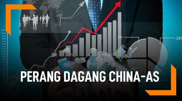 Dampak Perang Dagang China-AS Bagi Indonesia
