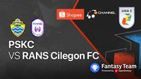 RANS FC vs PSKC Cimahi