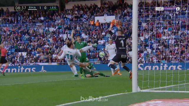 Berita video highlights kemenangan Real Madrid atas Leganes dalam lanjutan La Liga 2017-2018. This video presented by BallBall.