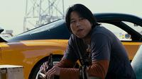 Aksi Sung Kang alias Han Lue di The Fast and the Furious