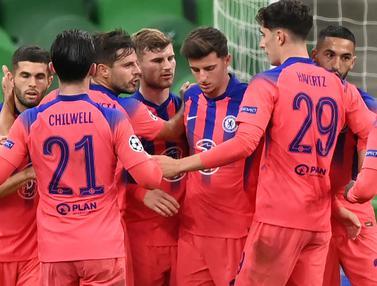 Chelsea Bungkam Krasnodar 4-0 di Liga Champions