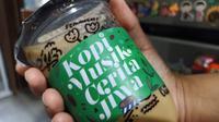 Kampanye terbaru Kopi Janji Jiwa yang berkolaborasi dengan Joox. (Liputan6.com/Dinny Mutiah)