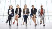 Ilustrasi wanita karier (iStockphoto)