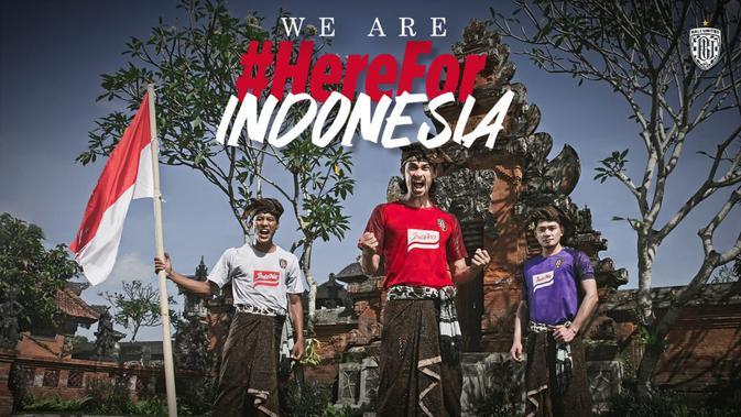BOLA Memaknai Semangat Puputan Badung dalam Jersey Bali United di AFC Cup - Regional Liputan6.com